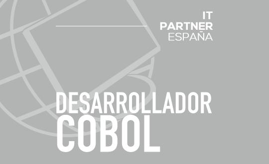 Desarrollador/a senior COBOL – Valencia