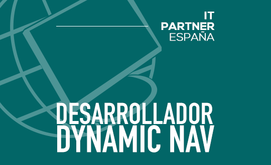 Desarrollador .NET y Navision (H/M) – Valencia