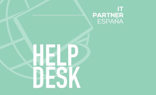 Help Desk con inglés (H/M) – Valencia