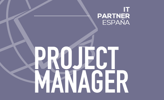 Project Manager IT (H/M) – Valencia
