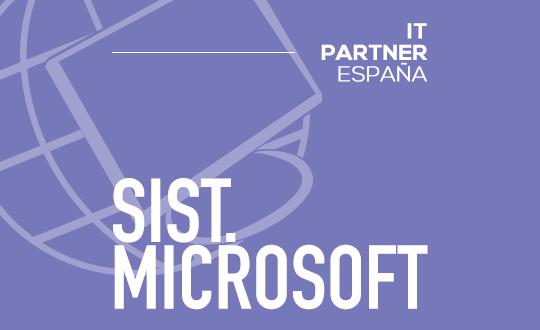 Técnico de sistemas Microsoft SCCM 2012 (H/M) – Valencia