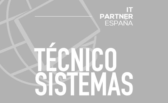 Técnico/Administrador de sistemas (H/M) – Valencia