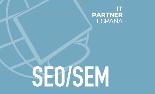 Especialista SEO/SEM (H/M) – Madrid