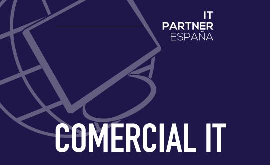 Comercial Técnico IT Senior (H/M) – Valencia