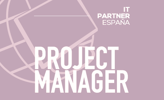 Project Manager IT Junior (H/M) – Valencia