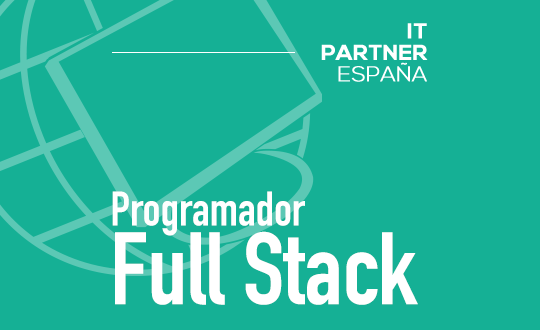 Desarrollador/a Full-Stack Junior – Madrid