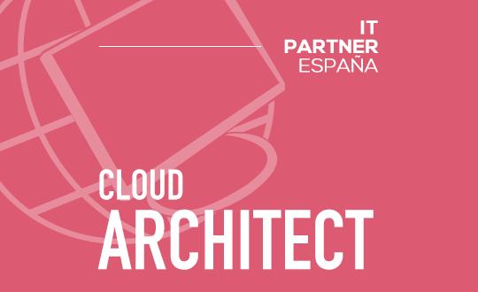 Arquitecto de soluciones Cloud (H/M) – Madrid