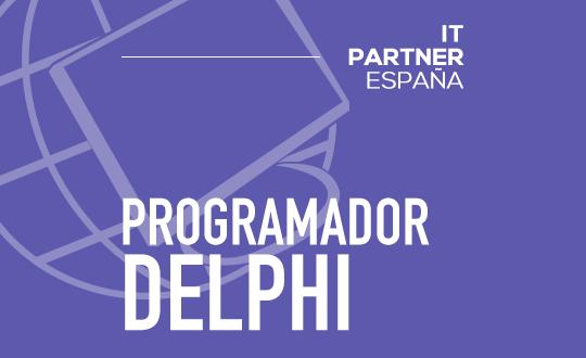 Desarrollador Delphi y .Net (H/M) – Madrid
