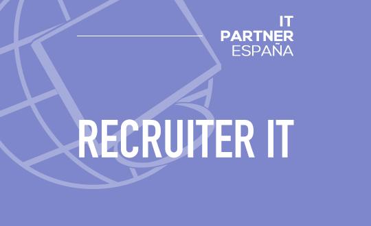 Técnico de selección IT Junior (H/M) – Madrid